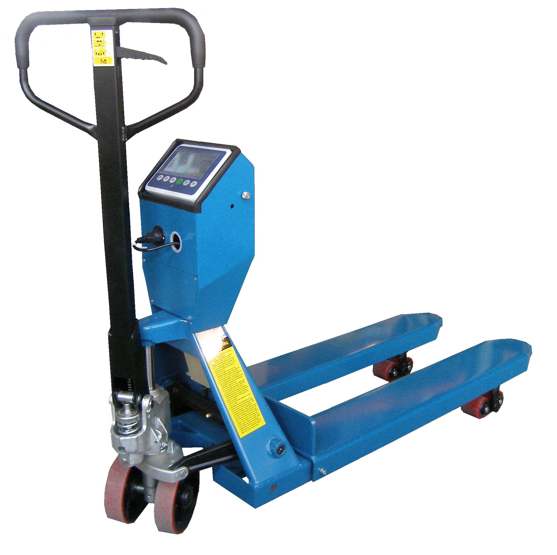 Nietypowy Okaz WÓZKI -LOGISTYKA- Wózki unoszące paletowe z wagą, SAC20H, KPZ, SAC WC42